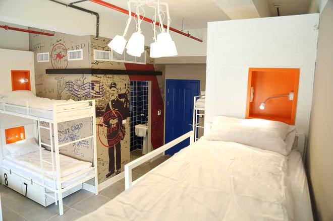 The Post Hostel - Jerusalem - Bedroom