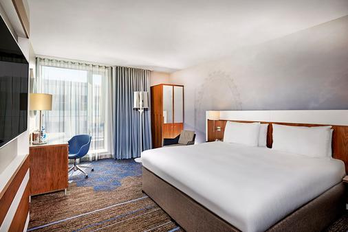 DoubleTree by Hilton London - Tower of London - London - Bedroom