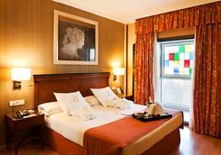 Becquer Hotel - Sevilla - Makuuhuone