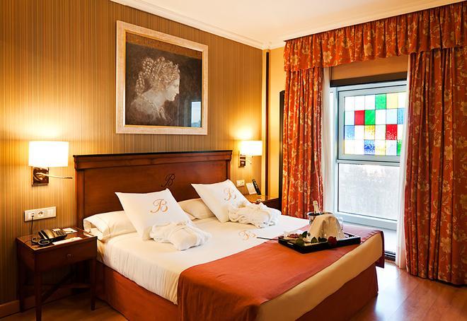 貝克爾酒店 - 塞維爾 - 塞維利亞 - 臥室