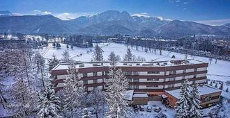 Hotel Helios - Zakopane - Rakennus