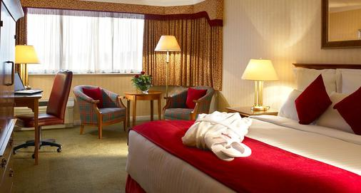 布里斯托市中心萬豪酒店 - 布里斯托 - 布里斯托 - 臥室