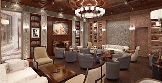 Grand Hotel Kempinski Riga - Riga - Lounge