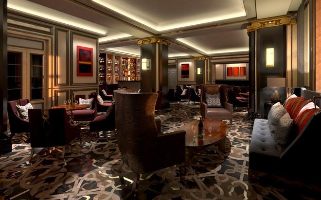 里加凱賓斯基大飯店 - 里加 - 酒吧