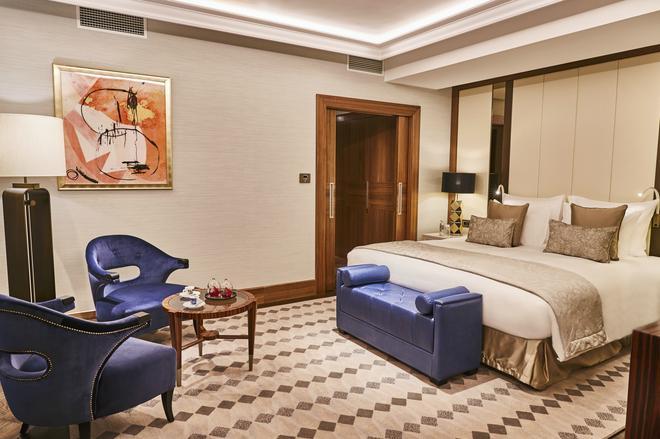 Grand Hotel Kempinski Riga - Riga - Bedroom