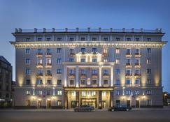Grand Hotel Kempinski Riga - Ryga - Budynek