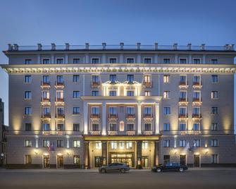 Grand Hotel Kempinski Riga - Рига - Здание