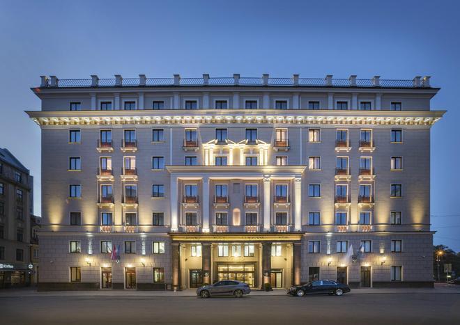 里加凱賓斯基大飯店 - 里加 - 建築