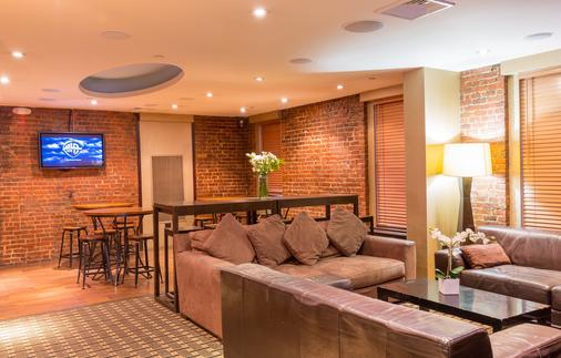 Broadway Hotel And Hostel - Nova York - Sala de estar
