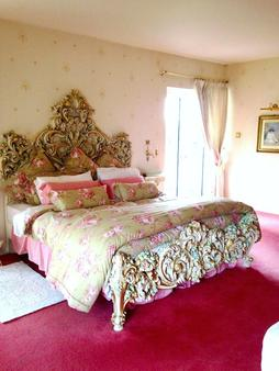 Rossmanagher House - Bunratty - Bedroom