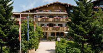 Aktivhotel Veronika - Seefeld - Rakennus