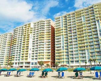 Bay Watch Resort & Conference Center by Oceana Resorts - North Myrtle Beach - Gebouw
