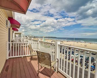 Atlantic Sands - Hampton Beach - Балкон