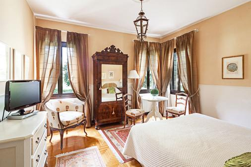 Villa Zane - Treviso - Schlafzimmer