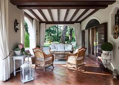 Villa Zane - Treviso - Uteplats