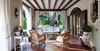 Villa Zane - טרוויזו - פטיו