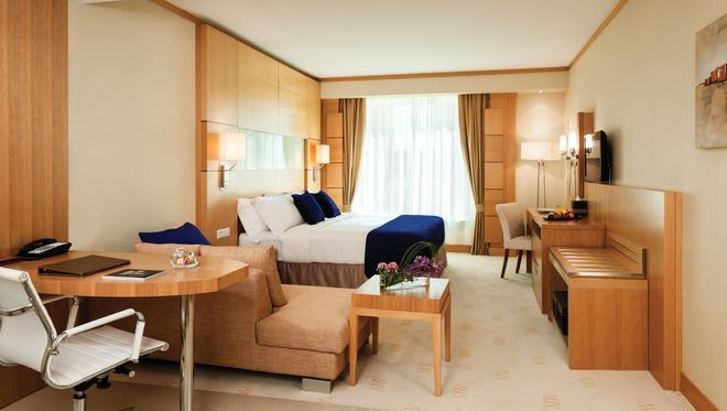 華威迪拜酒店 - 杜拜 - 臥室