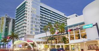 Deauville Beach Resort - Miami Beach - Edificio