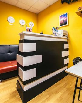 Perfect Mini-Hotel - Saint Petersburg - Front desk