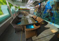 悉尼星背包客旅館 - 雪梨 - 休閒室