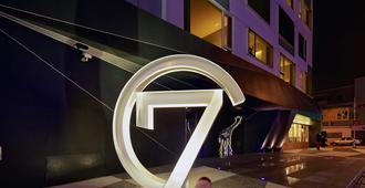 Hotel 7 Taichung - Đài Trung - Toà nhà