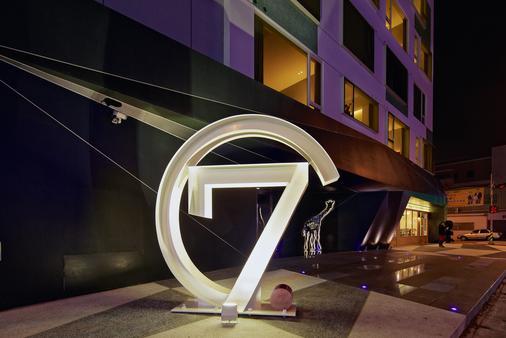 Hotel 7 Taichung - Taichung - Rakennus
