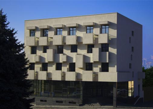 Wine Hotel - Chisinau - Building
