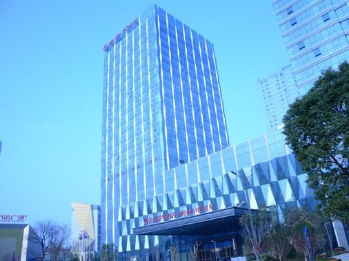 Wanda Realm Nanchang - Nanchang - Κτίριο