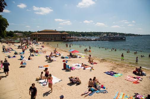 Harbor Shores on Lake Geneva - Lake Geneva - Beach