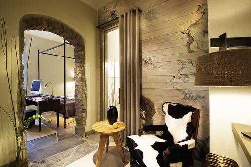 尤夫桑達斯洛特酒店 - 布洛馬 - 斯德哥爾摩 - 客廳