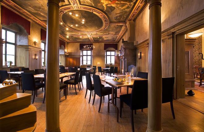 尤夫桑達斯洛特酒店 - 布洛馬 - 斯德哥爾摩 - 餐廳