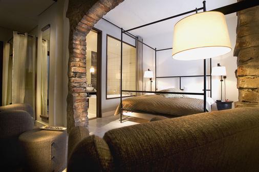 尤夫桑達斯洛特酒店 - 布洛馬 - 斯德哥爾摩 - 臥室