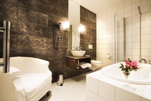 尤夫桑達斯洛特酒店 - 布洛馬 - 斯德哥爾摩 - 浴室