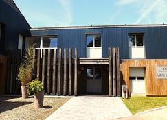 Cref - Auberge De Jeunesse - Laval - Gebäude