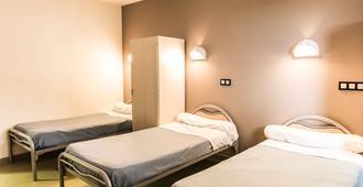 Cref - Auberge De Jeunesse - Laval - Bedroom