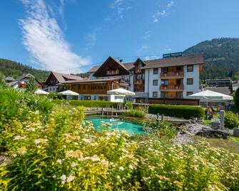 Hotel Nagglerhof - Weissbriach - Gebouw