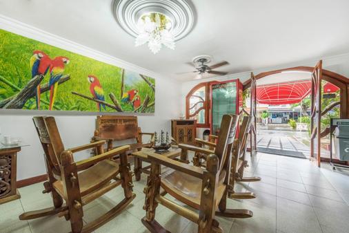 Veleros Hotel - Cartagena - Phòng khách