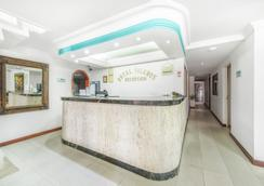 Veleros Hotel - Cartagena - Lễ tân