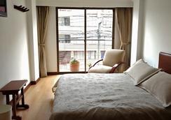 Hotel Alicante - Bogotá - Phòng ngủ