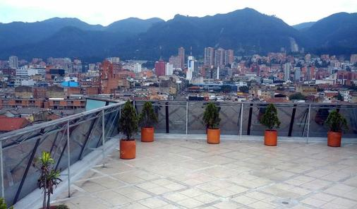 Hotel Alicante - Bogotá - Ban công