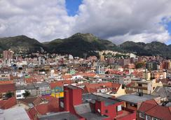 Hotel Alicante - Bogotá - Cảnh ngoài trời