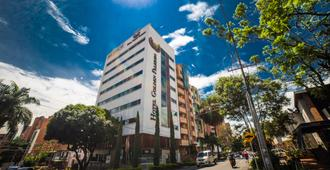 Hotel Golden Palermo - Medellín - Edificio