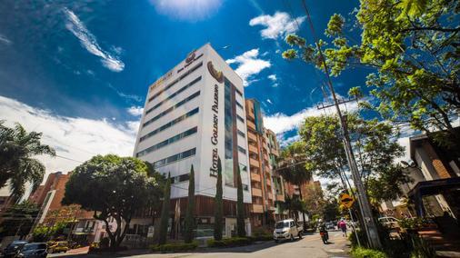 Hotel Golden Palermo - Medellín - Toà nhà