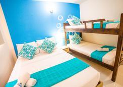 Hotel Taybo Beach - Santa Marta - Makuuhuone
