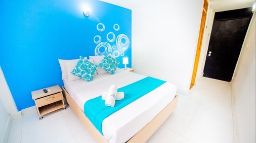 Hotel Taybo Beach - Santa Marta - Κρεβατοκάμαρα