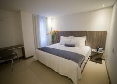 Aparta Suites Torre Poblado - Medellín - Sypialnia