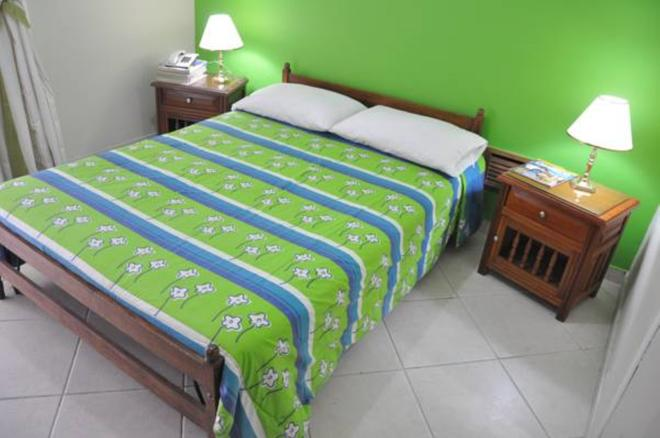 Santa Barbara Hotel Country Villavicencio - Villavicencio - Bedroom