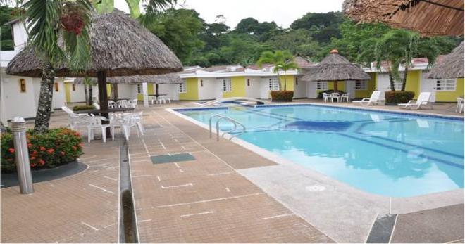 Santa Barbara Hotel Country Villavicencio - Villavicencio - Πισίνα