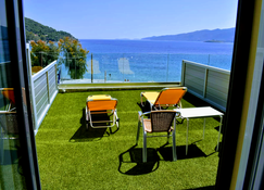 New Aegli Resort Hotel - Póros - Balkong