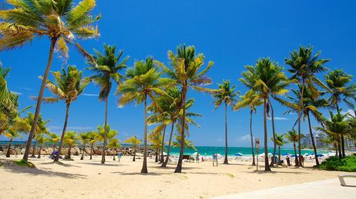 Acacia Boutique Hotel - San Juan - Beach